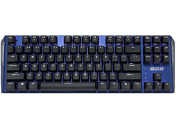 镭拓(Rantopad)MXX 背光游戏机械键盘-拉丝面板