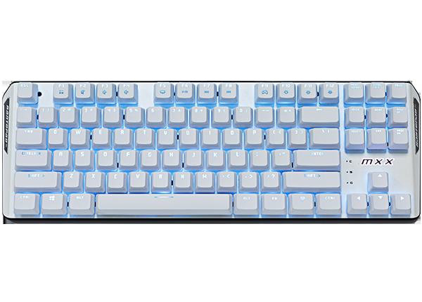 镭拓(Rantopad)MXX 背光游戏机械键盘-烤漆面板