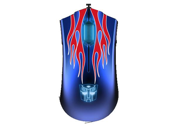 镭拓(Rantopad)FF专业游戏鼠标