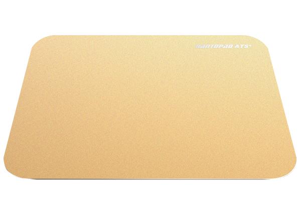 镭拓(Rantopad)ATS+双面可用镁铝合金鼠标垫