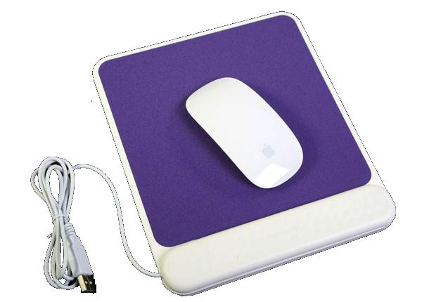 镭拓(Rantopad)HOT USB发热护腕鼠标垫